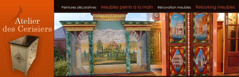 Peinture Sur Meuble Bois Repeindre Meuble Dcoration Meuble Bois